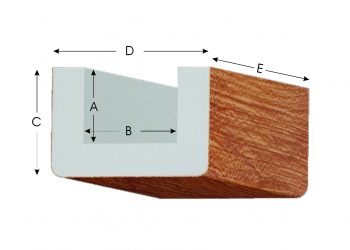 Travi finto legno in polistirolo for Polistirolo prezzi